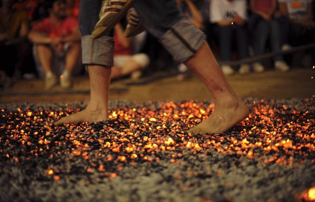 firewalking(2)